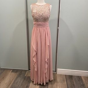 Eliza J Floor Length Gown